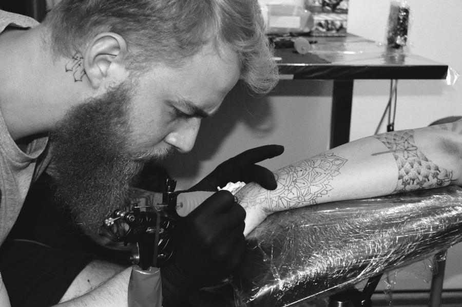 #TattoosAndHaircuts